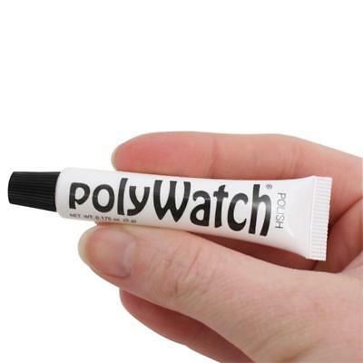Polywatch Watch Plastic Acrylic Watch Glass Polish Scratch Remover 5g