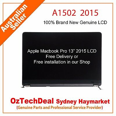 "Apple Macbook Pro 13"" Retina 2015 A1425 A1502 Complete LCD Screen Assembly"