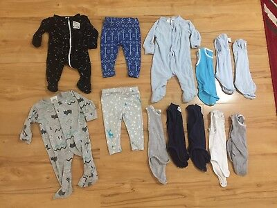 Boys Mixed Clothing Size 00 (3-6 Months)