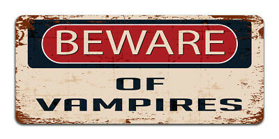 WALKER Plate Chic Sign Home Store Wall Decor Funny Gift PP1425 Beware of MR