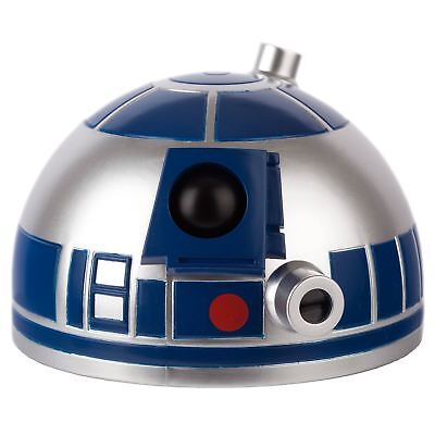 Star Wars R2-D2 Projection Dome Alarm Clock Childrens Official New