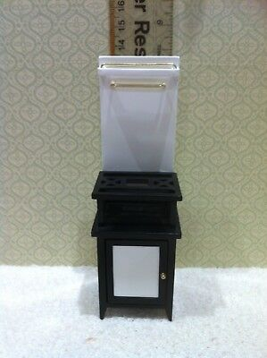 Dolls House 1:12th Scale 1950's - 60's Style Gas Stove