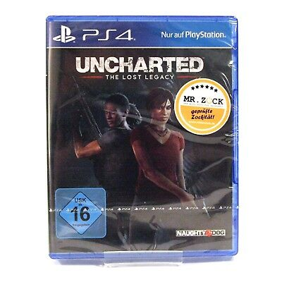 Uncharted The Lost Legacy - Playstation 4 - PS4 *nagelneu*
