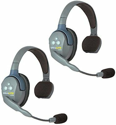 Eartec UL2S | UltraLITE 2 Person System with 2 Single Headsets