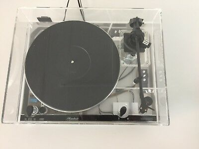 Ultra Rare Thorens Phantasie Turntable 80 Pieces Made In Nm Condition