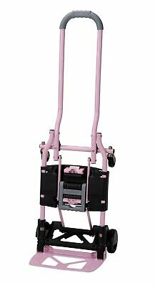 Cosco Shifter 300-Pound Capacity Multi-Position Folding Hand Truck and Cart P...