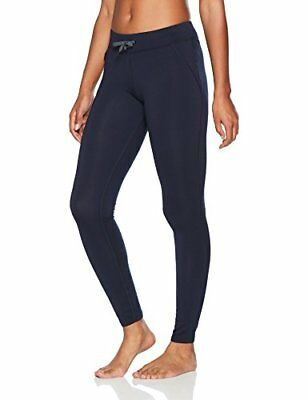 Icebreaker Comet Collants Femme, Midnight Navy, FR : L (Taille Fabricant : L)