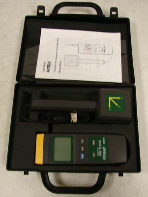 Extech Triple Axis Electromagnetic Field Meter EMF Tester 480826