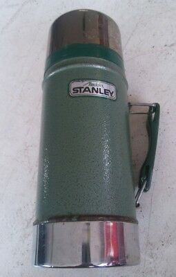 Vintage STANLEY Aladdin A-1350B 24 Oz. Wide Mouth Thermos