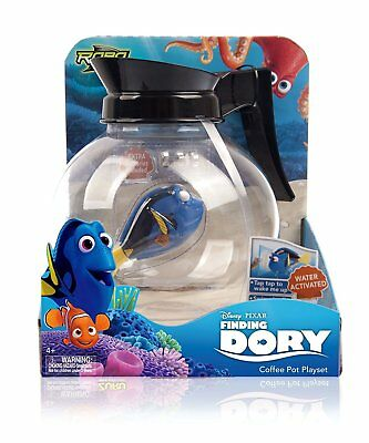 Robofish Disney Pixar Finding Dory Coffee Pot Playset Swimming Water Toy Toys
