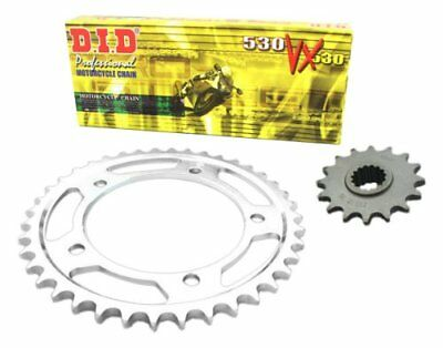 D.I.D HQ.014. 01-934.01.6 chaîne X-Ring Type VX2 pour Husqvarna TC 610 Build an