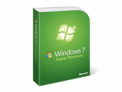 Microsoft Windows 7 Home Premium License Key
