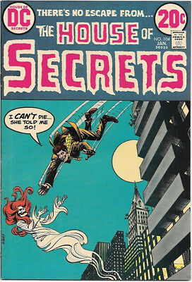 House of Secrets Comic Book #104 DC Comics 1973 FINE+