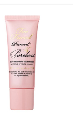 Too Faced Primed and Poreless Primer 100% Authentic and Brand New!