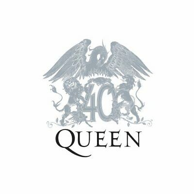 40 Limited Edition Collector's Box Set 2 Queen Audio CD