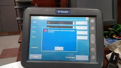 Trimble Field Manager Display PN 58270-05