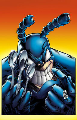 The Tick #1 (2017) NEC EXCLUSIVE VARIANT