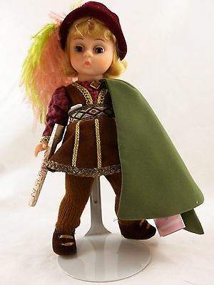 """Doll by Madame Alexander """" Christopher Columbus"""" 8 inch doll. Has tag New in Box"""