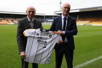Port Vale FC Neil Aspin Unsigned Photo 6x4