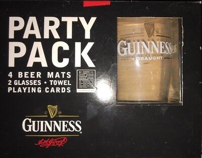 Guinness Party Pack (Christmas Gift)