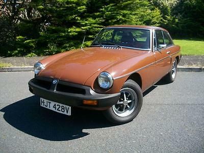 Mg Mgb 1.8 1980 V Gt Edition, £4000 Restoration April 2016, Fabulous Example