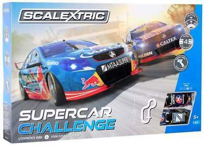 Scalextric - Supercar Challenge Slot Car Set C1371 NEW