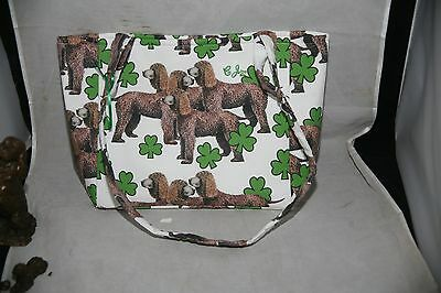 Irish Water Spaniel Summer Handbag