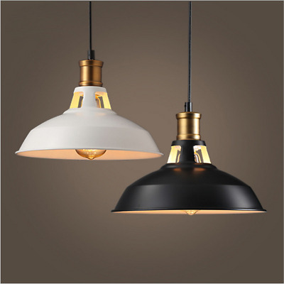 Industrial Vintage Style Barn Mini Metal Pendant Light Lamp Ceiling Lamp Fixture