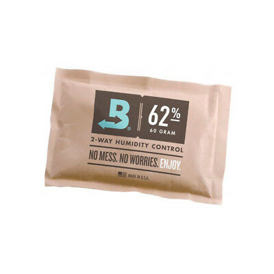 Boveda 2-Way Humidipak - 67g | 62% RH | Humidity Control Pack