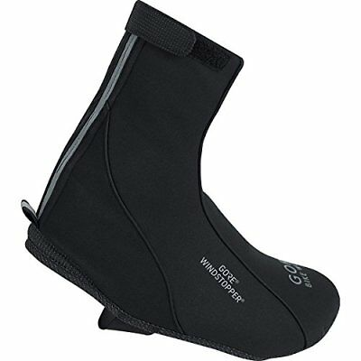 GORE BIKE WEAR- Unisexe- Cyclisme- Sur-Chaussures ROAD WINDSTOPPER Thermo- Black