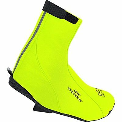 GORE BIKE WEAR- Unisexe- Cyclisme- Sur-Chaussures ROAD WINDSTOPPER Thermo- Neon
