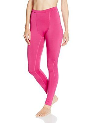 Damartsport Easy Body Collant Femme, Framboise Vif, XS