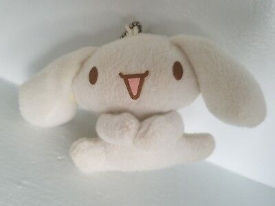 Sanrio Cinnamoroll  too cute ♡ Mascot Plush Doll Key Chain Charm