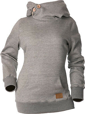 NEW DIVAS Side Button Pullover Hoody