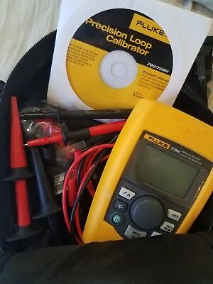 New Fluke 709H with HART COMMUNICATION! Used twice! WILL GO FAST!