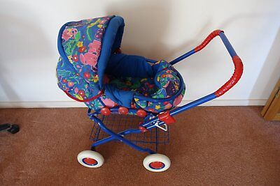 Pretend Play Dolls Pram