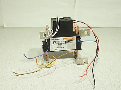 Gruner UL-740AA-R2A-D012-029 250VAC 200A Latching Relay QTY available