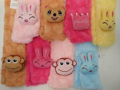 Baby neckscarf Toddler scarf Soft Outerwear Baby clothes Character Variety
