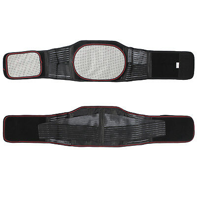 Magnetic Heating Waist Support Belt Removable For Lower Back Pain Relief Therapy