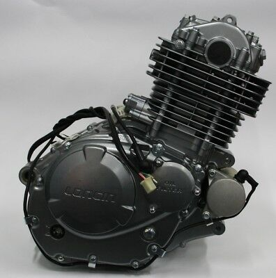 Loncin 250 Motorcycle Engine - Brand New