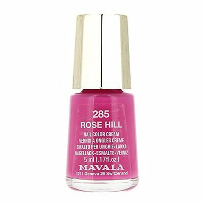 Mavala Mini Nail Polish Couleurs Lasting Color 285 long Rose Hill