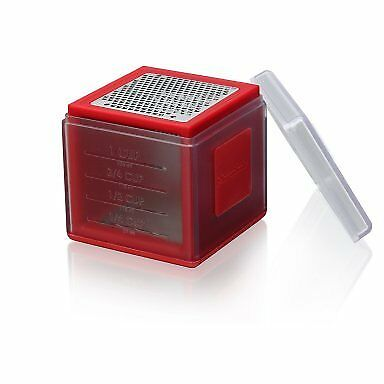 Microplane Cube Lame - Rosso
