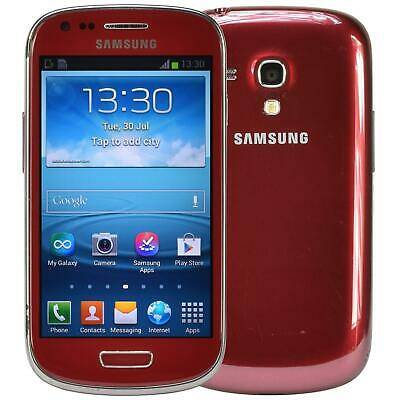 Samsung Galaxy S3 SIII Mini i8190 Unlocked 8GB Android Smartphone White