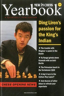 New in Chess Yearbook: The Chess Player's Guide to Opening News | New in Chess