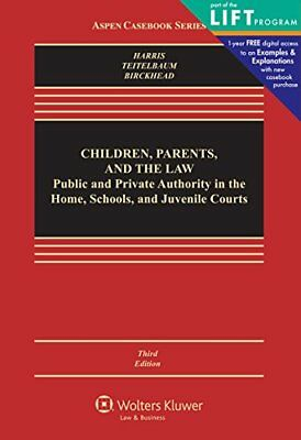 Children, Parents and the Law: Public and Private Authority in the Home, Schools