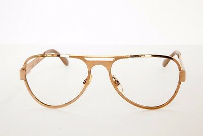 VINTAGE 1960s EYEWEAR. EYEGLASSES  GOLD FILLED DEADSTOCK NOS