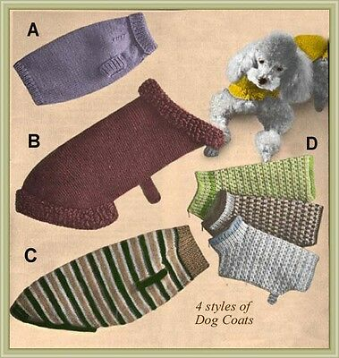 Greyhounds Whippets And Small Dog Sweaters Knits Pieces Knitting