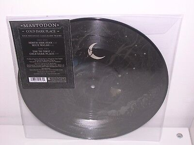 "Mastodon - Cold Dark Place Ltd Picture Disc 10"" Mint + Free Uk P&p"