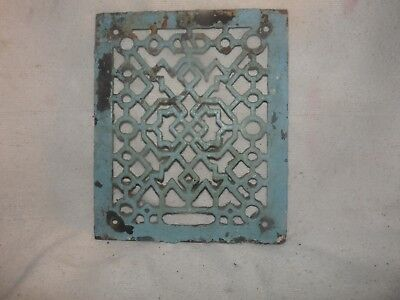 wall heater grate
