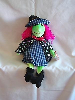 TY - Beanie Babies - Scary the Witch Beanie Baby